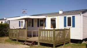 Mobil-home Camping Les Jonquilles